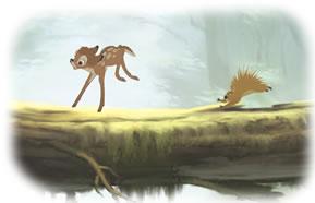 bambi_porcupine